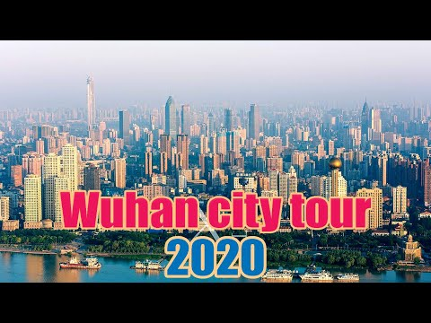 Wuhan City Tour 2020 | Wuhan Food Market