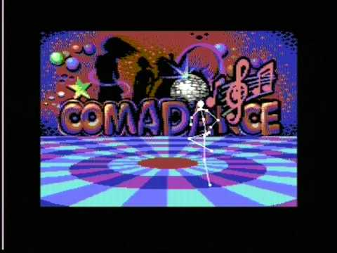 Comaland - Commodore 64 demo - First Place at X2014