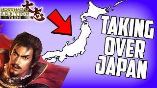 Trying to Conquer Japan! Nobunaga