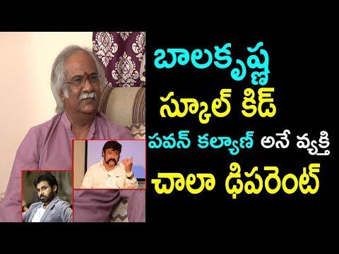 Senior Actor Subhalekha Sudhakar Shocking Comments On Balakrishna &Pawan Kalyan Interview Film Jalsa