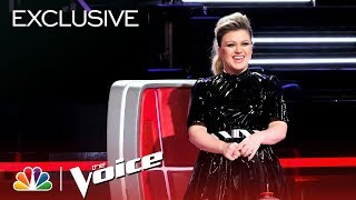Kelly Clarkson: Queen of the Bounce - The Voice 2018 (Digital Exclusive)