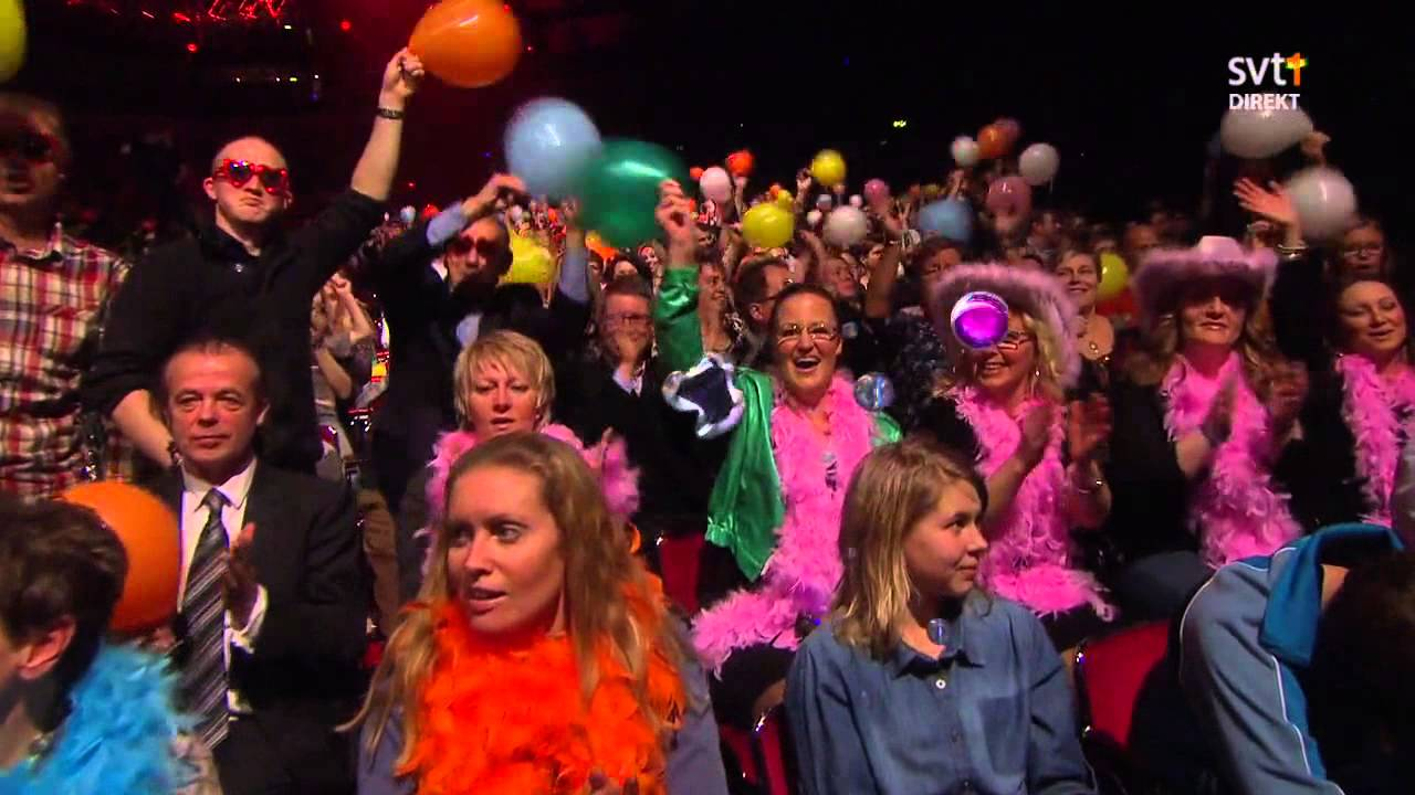 Melodifestivalen 2011 Deltävling 2