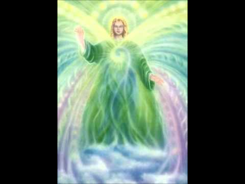 Archangel Raphael       Relaxing Music   Crystal Angels 2005