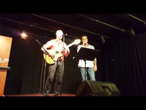 Eric Lalane/Pascal Sommer - The sound of silence - Cover Simon and Garfunkel
