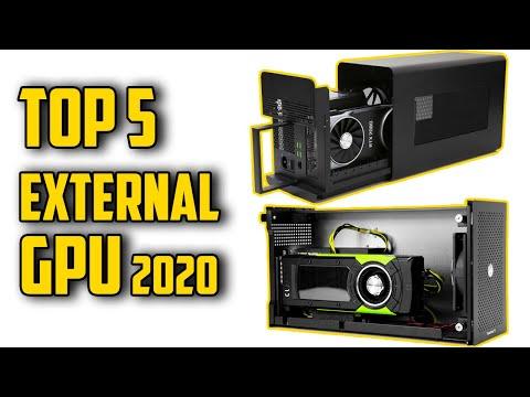Best External Graphics Card 2020 [ Top 5 EGPU Review]