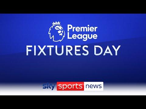 LIVE: 2021/22 Premier League fixtures announced