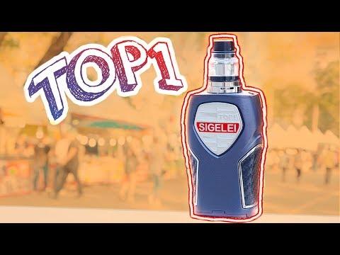 Sigelei Top 1 Tank Kit! #Vape #Vaping #Vapelife