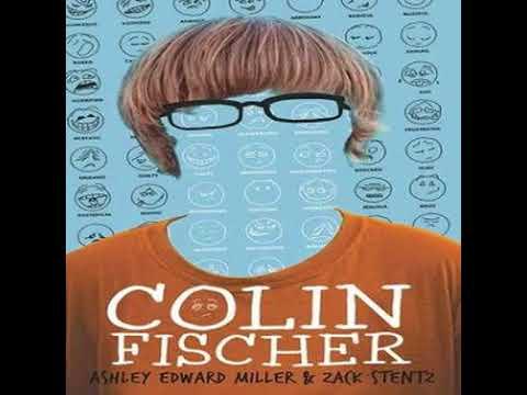 Colin Fischer by Ashley Edward Miller, Zack Stentz p3