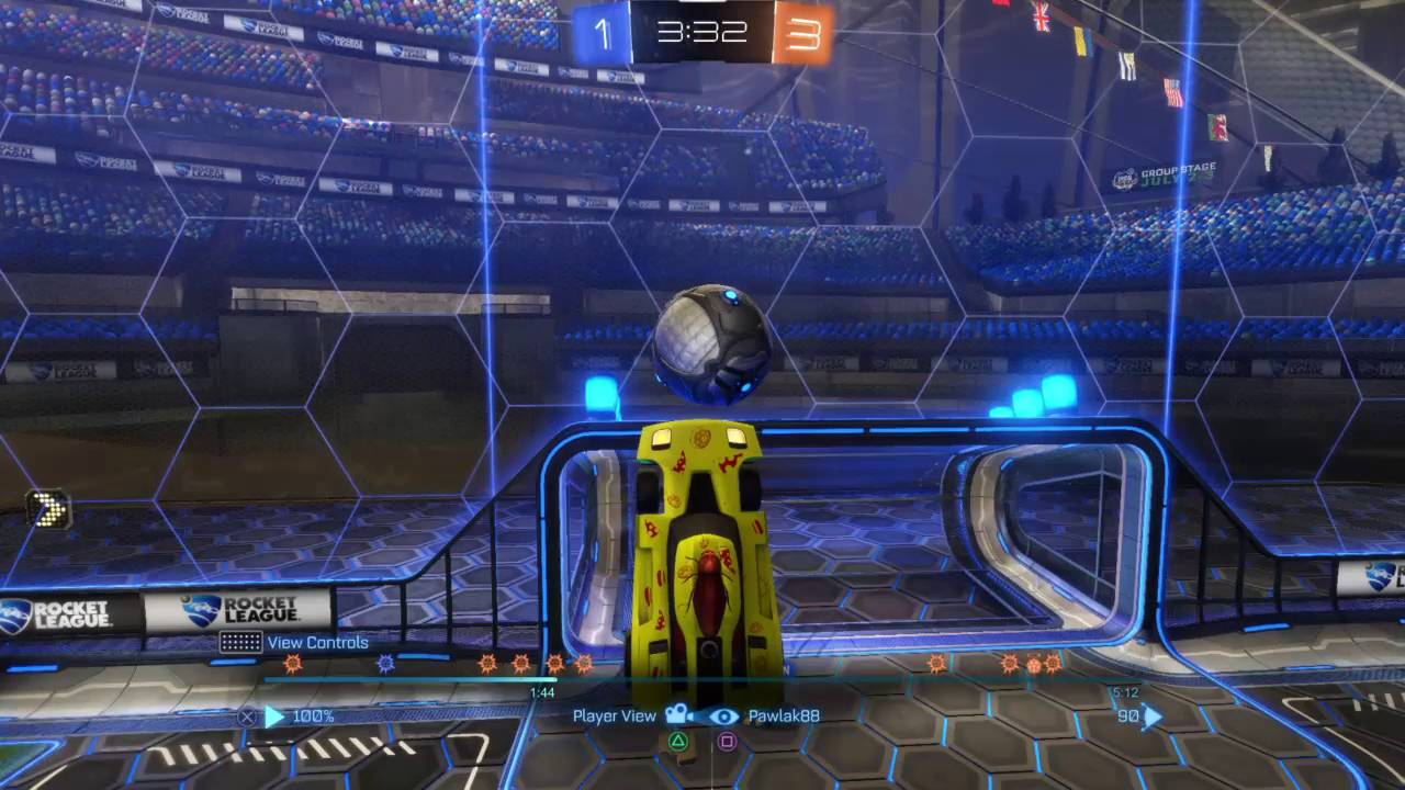 Rocket League 1.39