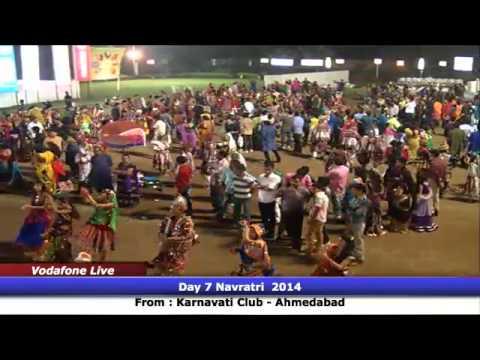 Karnavati Club - Garba - Day 7 - Part5