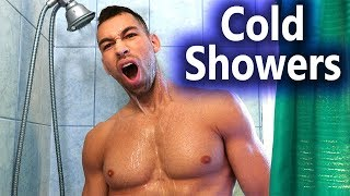 Cold Showers for Weight Loss (BURN 400 CALS) | Proven Benefits of Cold Showers for Fat Loss + Muscle