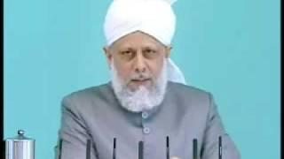 Friday Sermon: 1st May 2009 - Part 2 (Urdu)
