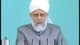 Friday Sermon: 1st May 2009 - Part 2 (Urdu)
