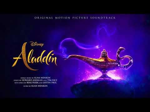Aladdin Soundtrack Song List
