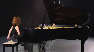 Elina Christova | Piano plays Alexander Vladigerov - Toccata