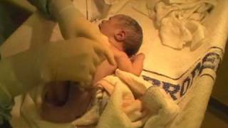 Birth Of New Born Baby Girl