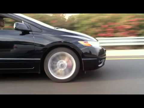 Honda Civic Si Red Honda Calipers Youtube