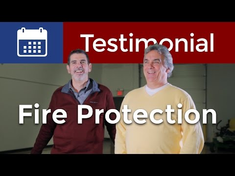 Fire Protection Software - Smart Service Testimonial