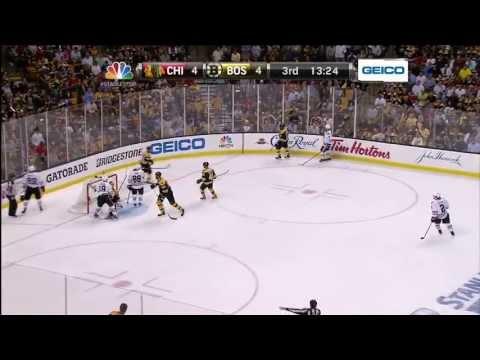 Chicago Blackhawks - Boston Bruins 06/19/13 Game 4 NHL Stanley Cup Final