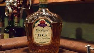 Brown Liquor Reviews - 32 - Crown Royal Northern Harvest Rye - 45% Abv (90 proof)