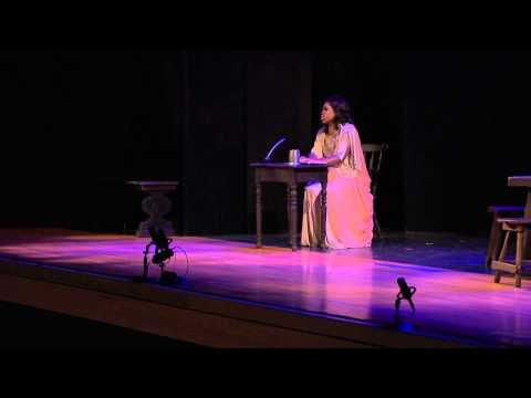 AVA Opera:  Tales of Hoffman,  Act 1 Muse