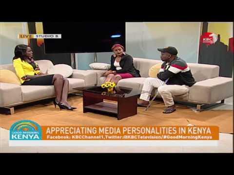 GMK - APPRICIATING MEDIA PERTSONALITIES IN KENYA