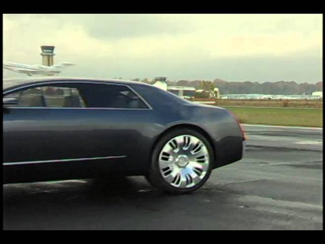 Cadillac Sixteen Concpet Car 2004
