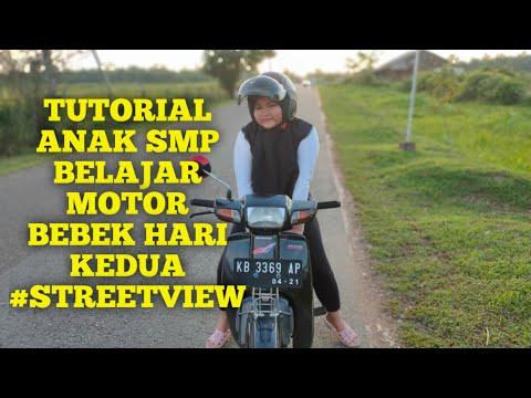 tutorial-anak-smp-belajar-motor-bebek-hari-kedua-#streetview