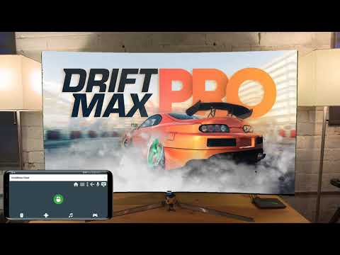 Drift Max Pro on Shield Android TV