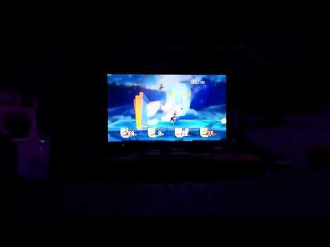 Limitlessled bulb dynamic lighting demo - Super Smash Bros Brawl