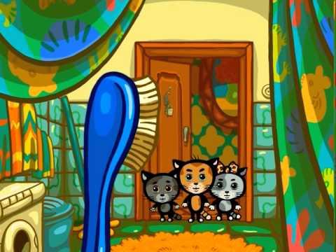 три котёнка смотреть онлайн все серии подряд 2 сезон