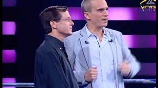 אחד נגד 100 עונה 5 פרק 6 בוזי הרצוג מול חברי מרכז ליכוד