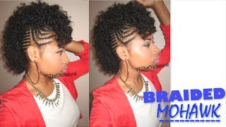 Mohawk Braids 12 Braided Mohawk Hairstyles That Get Attention In 2021