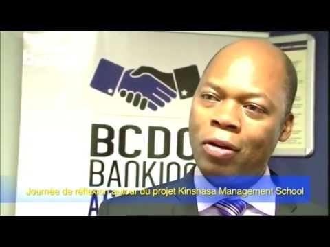 Projet Kinshasa Management School; Journée de Réflection