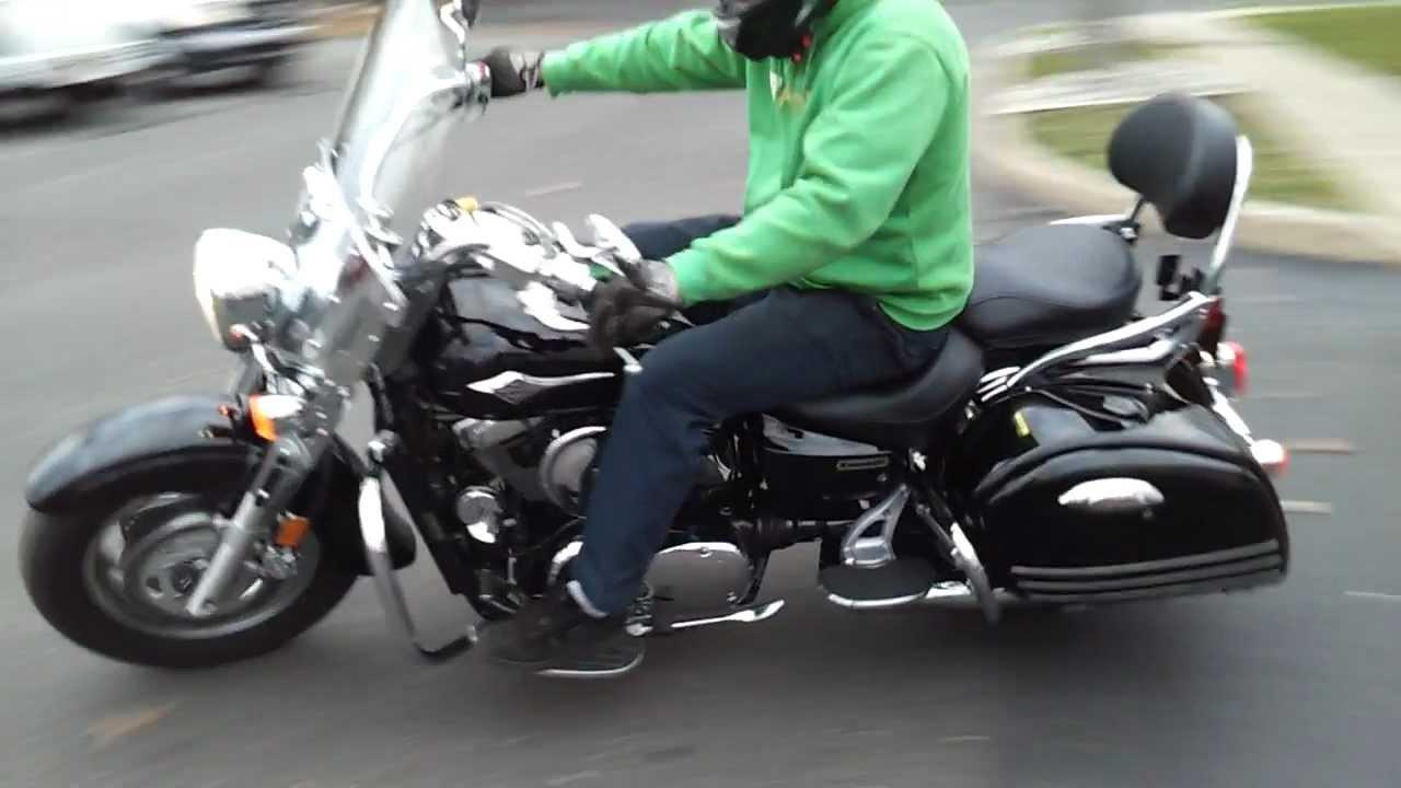 Kawasaki Vulcan Nomad W V Amp H Bagger Exhaust