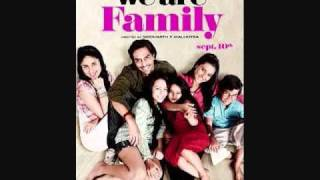 aankhon mein neendein full song hd voice we are a family new hindi movie