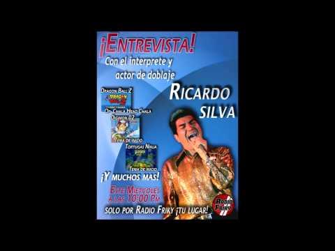 Entrevista Ricardo Silva - Radio Friky Podcast