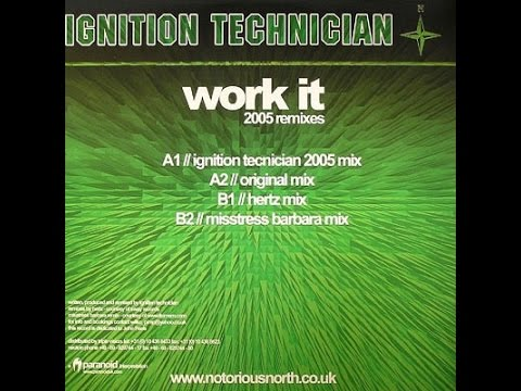 Ignition Technician - Work It