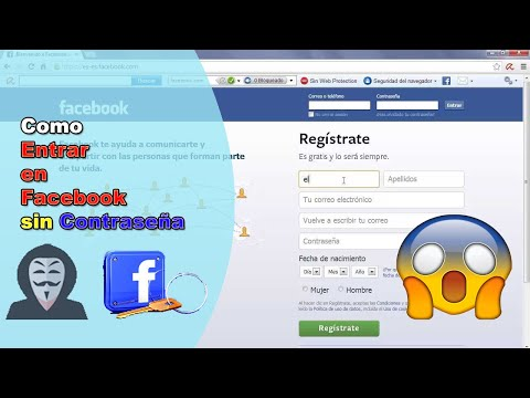 Facebook Iniciar Sesión Sin Contraseña
