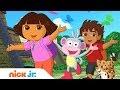 Dora, A Aventureira | Música de abertura 🎤 | Nick Jr.
