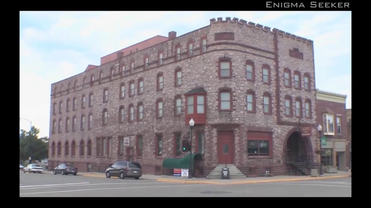 Poltergeist In The Calumet Hotel Pipestone Mn My Stay At