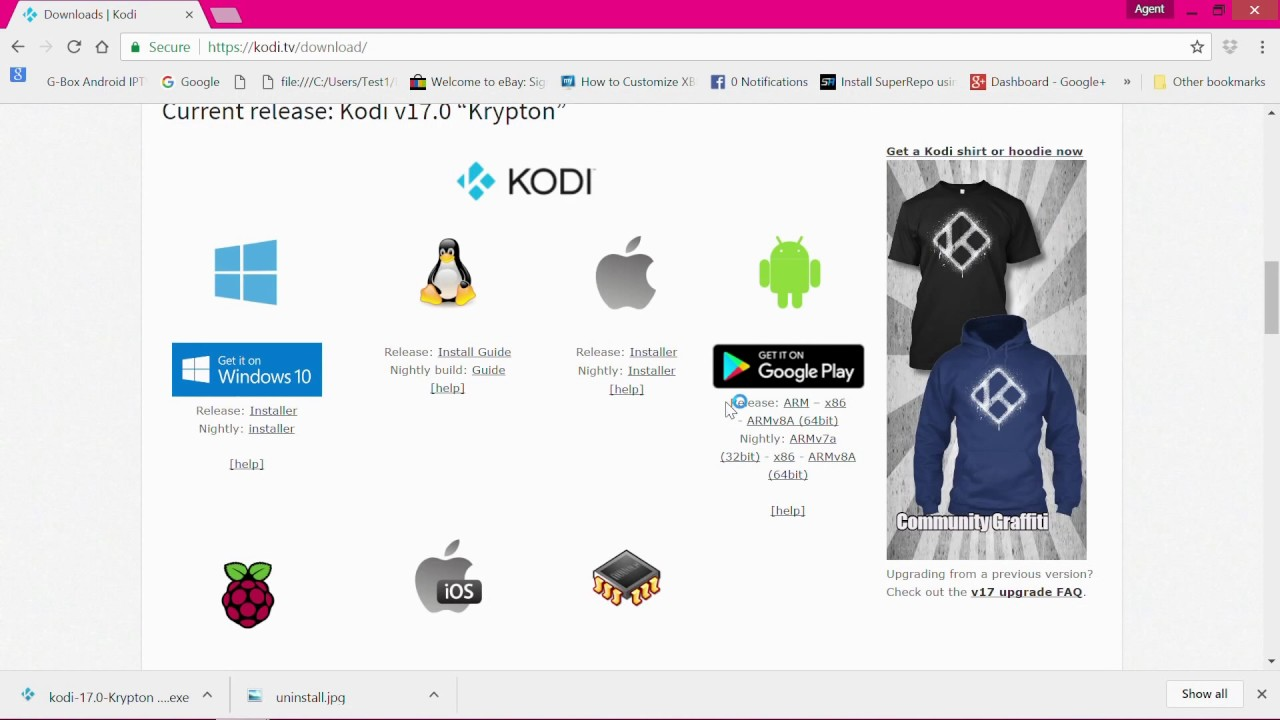 how to set up kodi 17.0 mac
