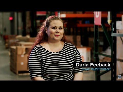SNAP in Tulsa: Darla Feeback