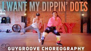 """""""I want my Dippin' Dots"""" CLASS   @GuyGroove Choreography feat. @TatiMcquay"""