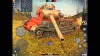 Т-34-85 Rudy wot blitz. Первое впечатление