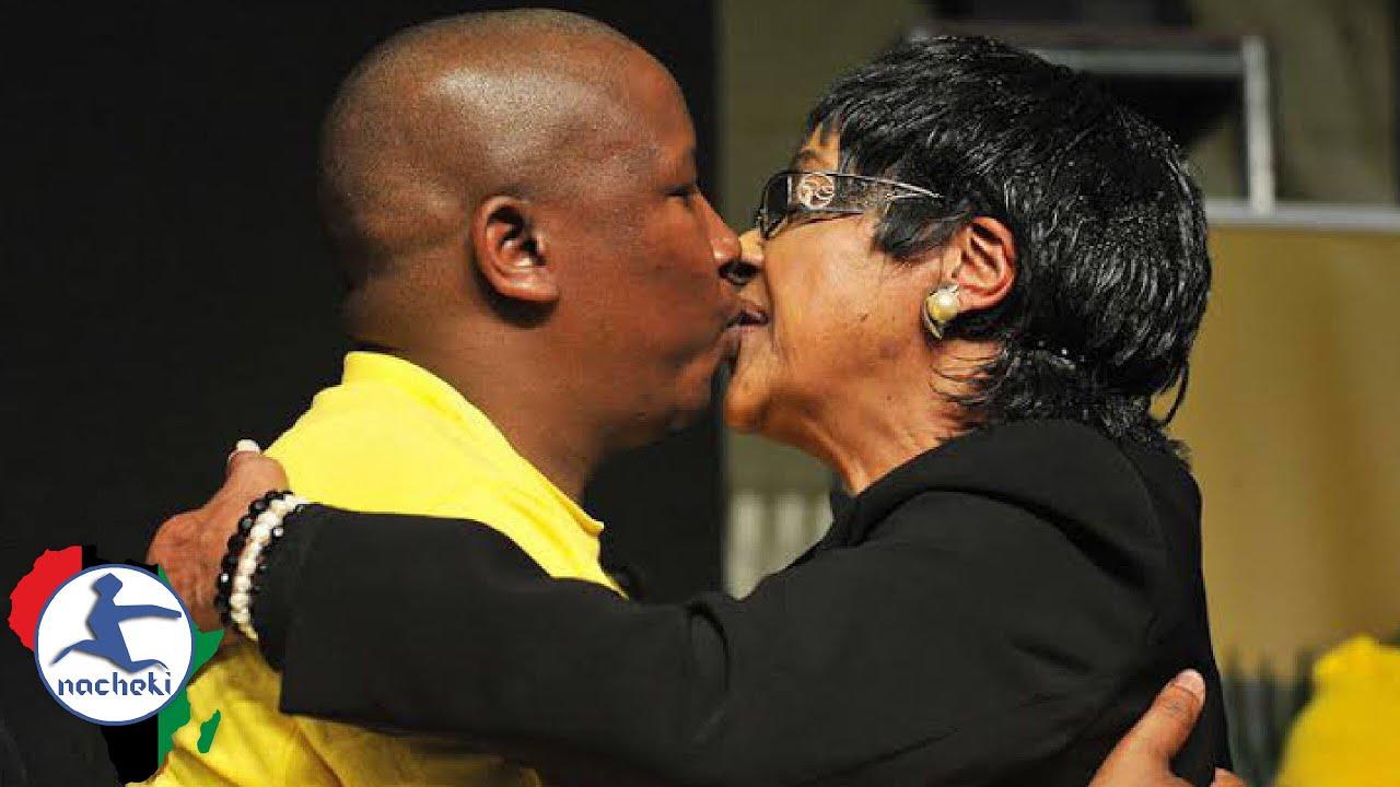 Julius Malema Reveals The Truth About Winnie Mandela in Speech