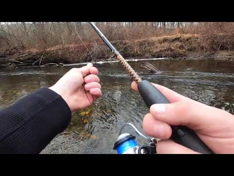 TROUT Fishing CT Rivers