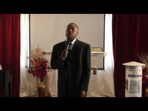 """Trusting In Jesus Only Will Change Your Life"" By Reverend Henry Hammond"