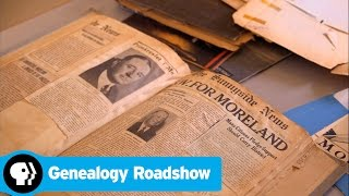 GENEALOGY ROADSHOW | Season 3, Episode 7 Los Angeles | PBS