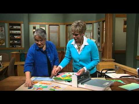 art quilts fusible collage workshop tiling collage youtube